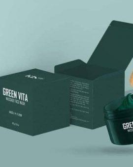 BỘT RỬA MẶT GREEN VITA